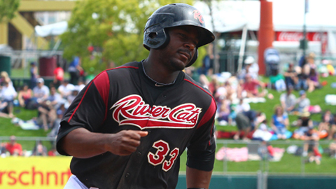 Chris Carter hit .278 with 21 homers across two levels in 2011.