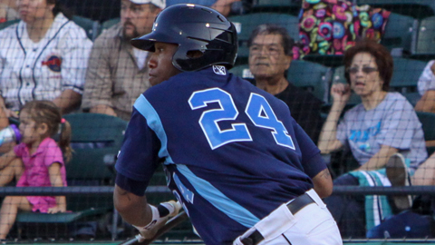 Jonathan Singleton is tied for fifth in the Texas League with a .333 average.