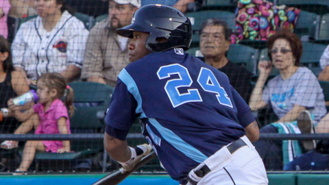 Jonathan Singleton leads the Texas League with a 1.146 OPS in 17 games.